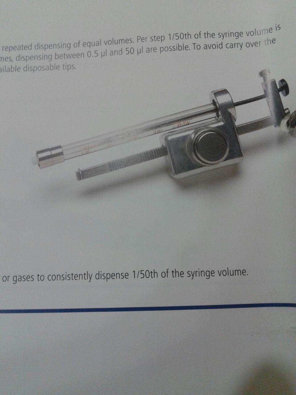 فروش تجهیزات آزمایشگاهی.سرنگ هامیلتون