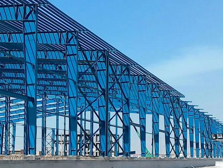 ساخت انواع سوله و سازه فلزی جوشی و پیچ مهره