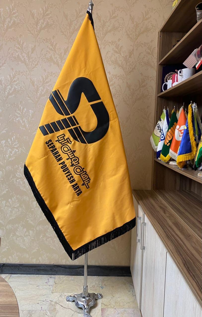 قیمت پرچم تشریفات لمینت