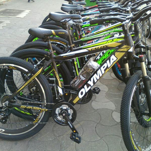 دوچرخه فروشی تعاونی اداره برق
