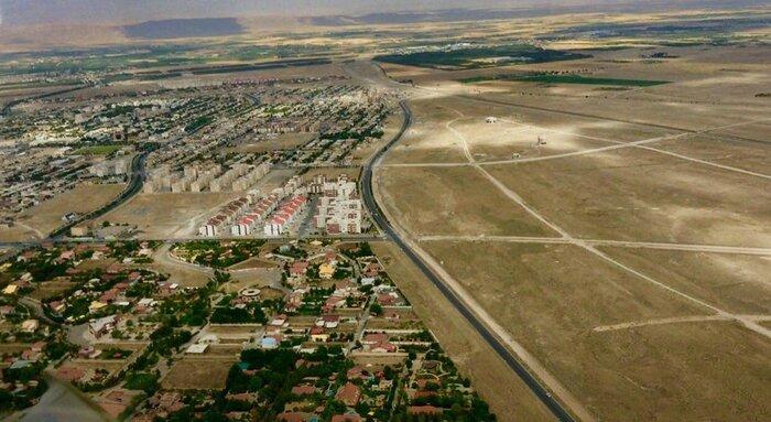 فروش زمین سند دار تک برگ در شهر جدید گلبهار