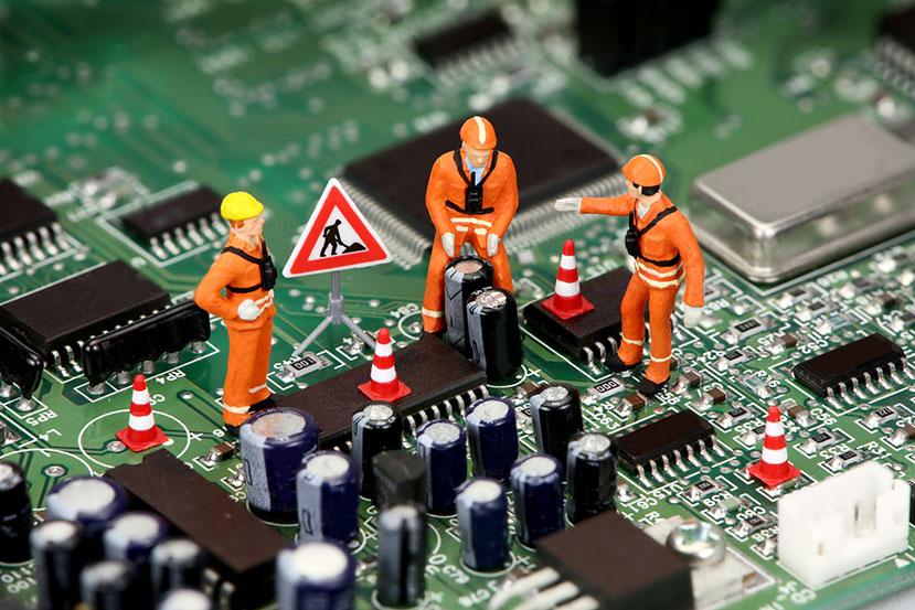 اموزش تعمیرات سخت افزار